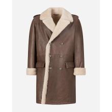 杜嘉班纳/Dolce&Gabbana 山羊皮大衣